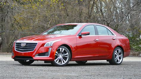 Cts Reviews by Review 2016 Cadillac Cts Vsport