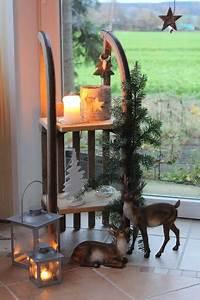 Fenster Weihnachtlich Gestalten : die besten 25 weihnachtsdeko hauseingang ideen auf ~ Lizthompson.info Haus und Dekorationen