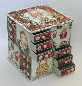 From My Craft Room Advent Calendar Box