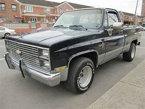 Find Used 1984 Chevy C  K 1500 Silverado All Options Dual