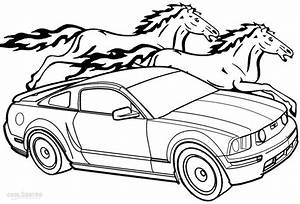 printable mustang coloring pages for kids cool2bkids With mustang wallpaper