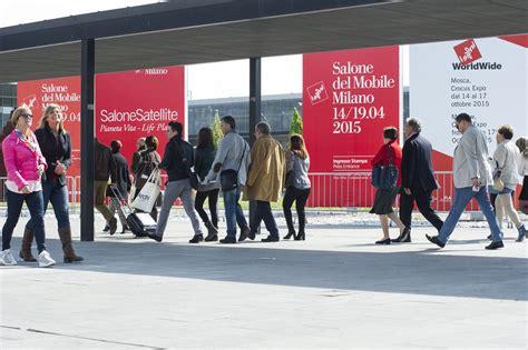 Salone Mobile Ingresso by Bilancio Della 54a Edizione Salone Mobile