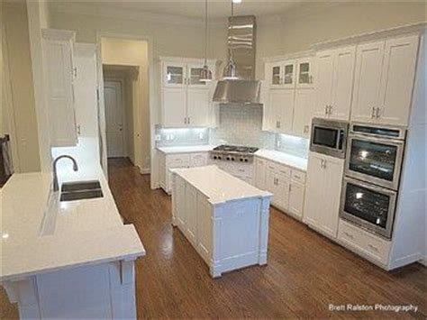 photo of kitchen cabinets parade home transitional kitchen this is new century 4157