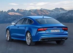 2017 Audi Rs6 Sedan Performance And 2016 Audi Rs7 Sport ...