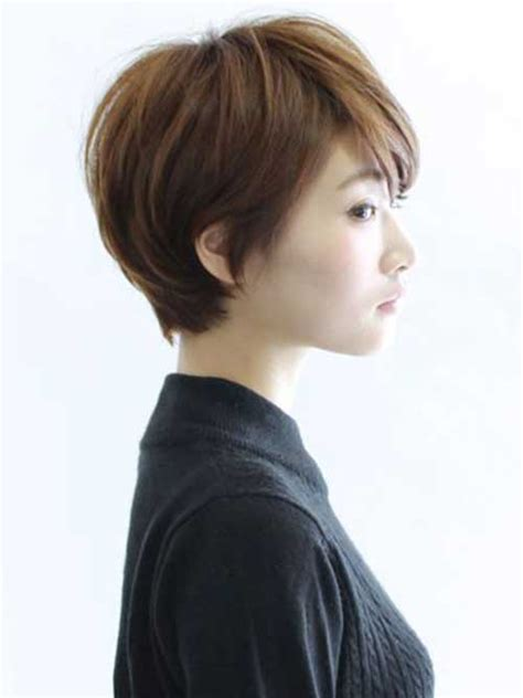 lovely asian pixie cut pics short hairstyles