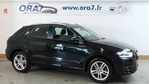 Audi Occasion Lyon : audi q3 2 0 tdi 140ch s line occasion lyon neuville sur sa ne rh ne ora7 ~ Gottalentnigeria.com Avis de Voitures