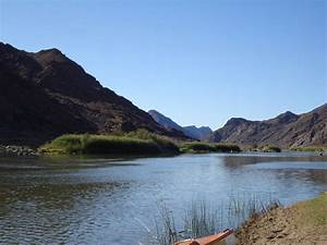 Navigating the Mighty Orange River