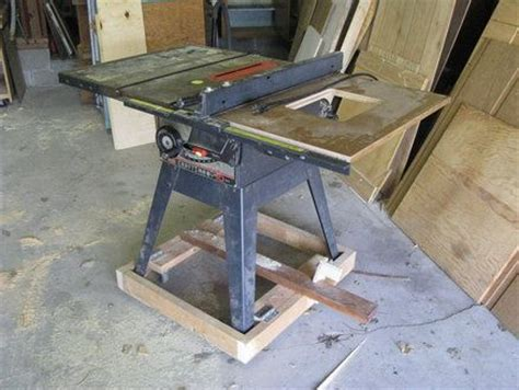table  mobile base diy version woodworking table  pinterest search table