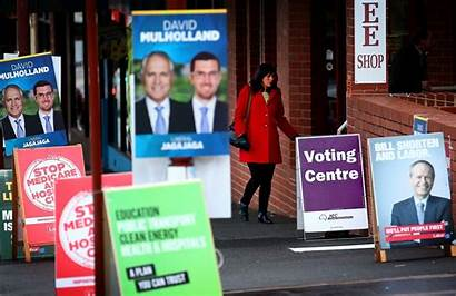 Election Australian Australia Elections Electoral Walk Difference