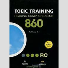 Toeic Training Reading Comprehension 860 (ebook