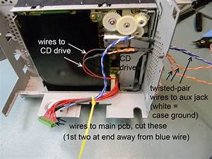 Aux Inputs On 2000 Monsoon Cd Player