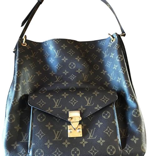 louis vuitton metis discontinued style monogram canvas