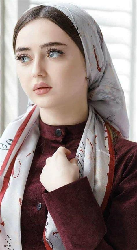 Beauty Girl Muslim Womens Fashion Beautiful Hijab