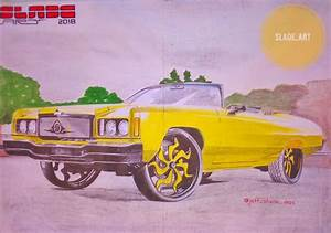 Chevy Caprice Donk - Jeff Slade - Draw to Drive