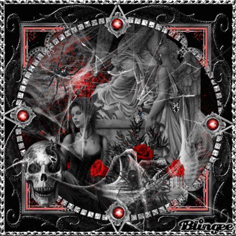 challenge gothique noir et blanc picture 131622475