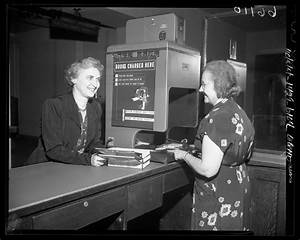 Vintage, Photos, Of, Librarians, Being, Awesome