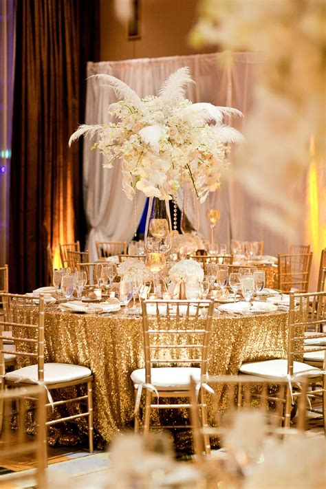 Great Gatsby Themed Wedding Miami + Fort Lauderdale FL