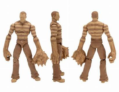 Marvel Sandman Action Figure Infinite Series Sdcc
