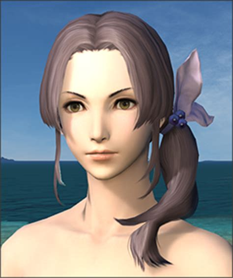 hairstyles final fantasy xiv  lodestone