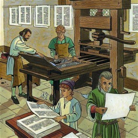 les chambres de l imprimerie quand gutenberg a inventé l 39 imprimerie aurélien 10 ans