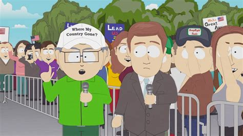 Make This Country Great Again  Video Clip  South Park