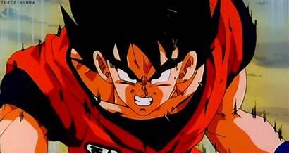 Goku Son Dragon Ball Gifs Vegeta Anime