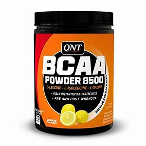 Qnt Bcaa 8500 Pre  U0026 Post Workout Energy  U0026 Recovery Instant Powder