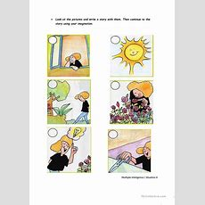 Write A Story About Pictures Worksheet  Free Esl Printable Worksheets Made By Teachers