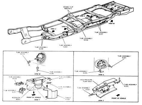 2004 Ford F150 Fuel Tank Diagram by 1995 Honda Odyssey Fuel Tank Removal