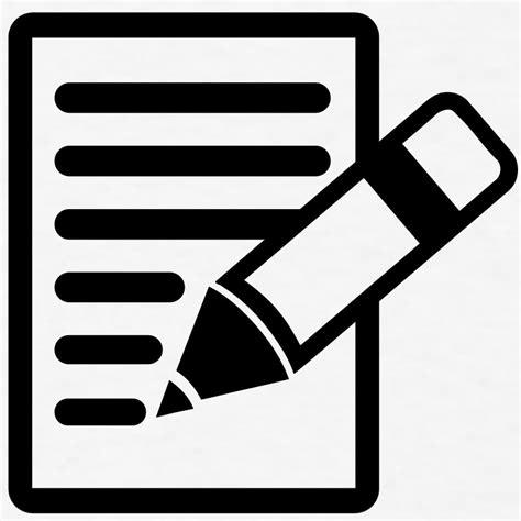 Stift Und Zettel by Zettel Und Stift Clipart Clipart Free Clipart