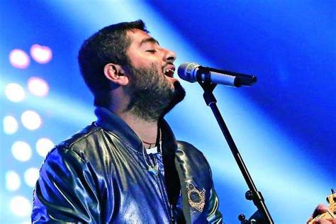 Arijit Singh Performs To A Packed House In Gurgaon