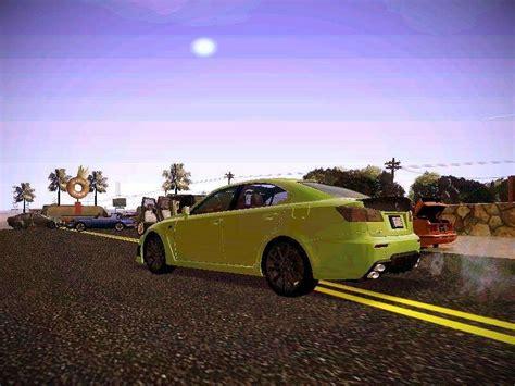 Lexus Sf by Lexus I Sf For Gta San Andreas