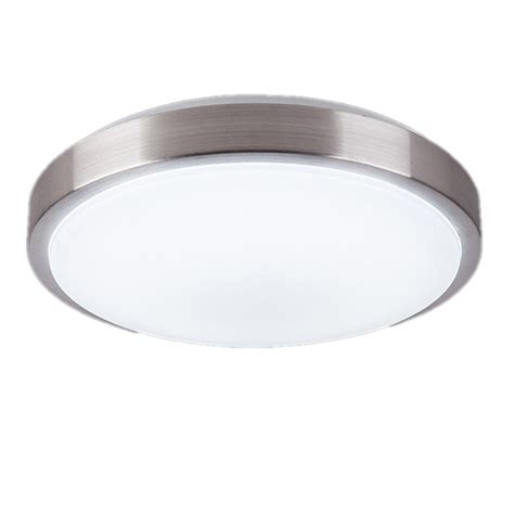 Zhma 8inch Led Ceiling Light, Natrual White, 8w 680lm 60w