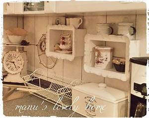 Küche Shabby Chic : k che shabby chic selber machen ~ Michelbontemps.com Haus und Dekorationen