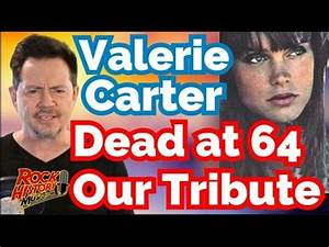 Singer Valerie Carter Dead at 64: Check Out the Many Great ...