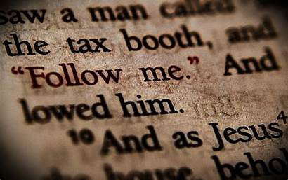 Jesus Follow Don Believe Followme Dont
