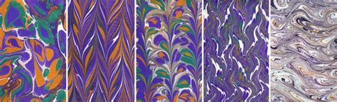 private workshop paper marbling saturday july