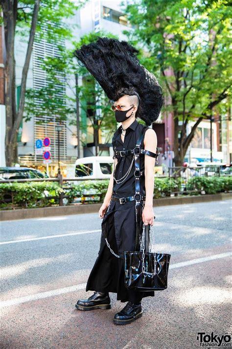 Interesanta un neparasta jauniešu mode Tokijas ielās (31 ...