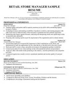 career objective exles for fashion retail stores ma resume objective exles ebook database