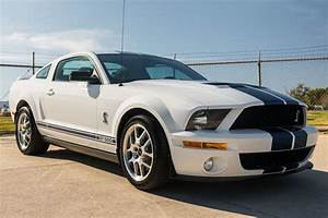 900-Mile 2007 Ford Mustang Shelby GT500 for sale on BaT Auctions - closed on January 6, 2020 ...