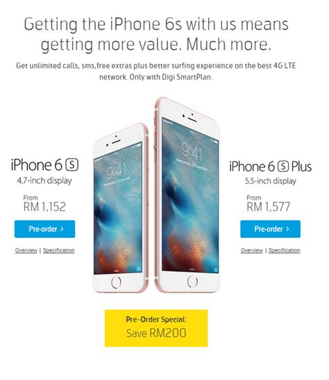 iphone 6 phone plans iphone 6s plans