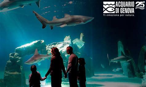 Ingresso Acquario Di Genova ingresso all acquario di genova biglietti acquario di