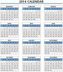 fillable calendar template 2014 - free printable calendar for year autos weblog