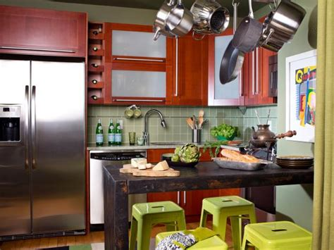 small kitchen cabinets pictures ideas tips  hgtv hgtv