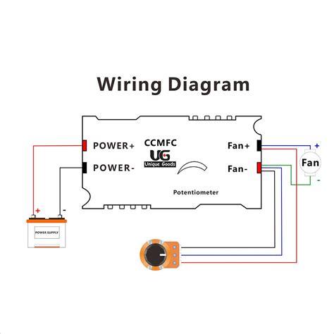 Dc Fan Wiring by Pwm Dc Motor Impremedia Net