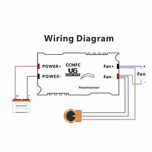 Winomo 1203bb 6v 12v 24v 3a 80w Dc Motor Controller  Pwm