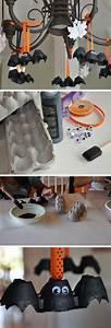 Deco Halloween Diy : best 25 bat craft ideas on pinterest halloween crafts for kids bats for kids and halloween ~ Preciouscoupons.com Idées de Décoration