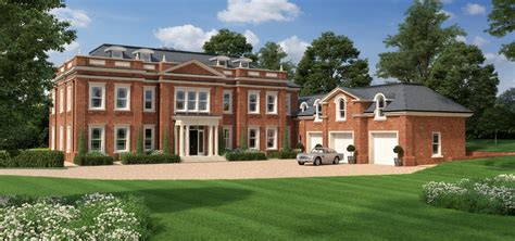 bed luxury bespoke home wentworth estate surrey  orchard octagon
