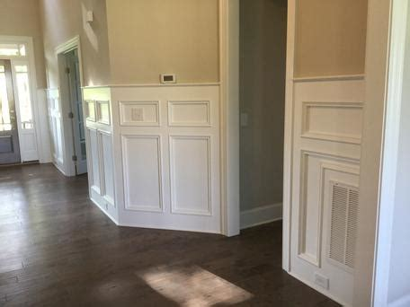 Trim For Wainscoting by Wainscoting Trim South Raleigh Nc