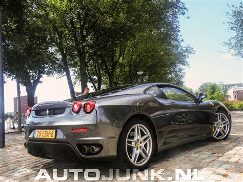 Ferrari F430 + Jaguar F-type Foto's » Autojunk.nl (101136